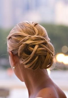 Hot-Crossed Bun | CALI M.'s (hair_makeup_artistry) Photo | Beautylish