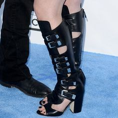 Avril Lavigne shoes 2013 Billboard Music Awards 2666 |2013 Fashion High Heels|