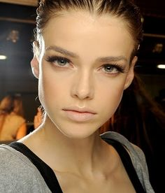 Beautiful,Face,Fashion,Model,Pretty,Show - inspiring picture on PicShip.com