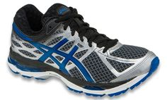 This spring's entry on the hit show 'Running Shoe Makeover' is the Asics Gel-Cumulus the results are absolut… Asics Running Shoes, Best Running Shoes, Blue Shoes, On Shoes, Asics Gel Kayano 19, Black Friday Shoes, Fleet Feet Sports, Thing 1, Asics Men