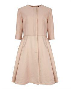 Ted Baker | Kinaa Full Skirt Coat