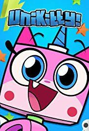 UNIKITTY (Cartoon Network-January 4, 2018) an American-Danish animated fantasy family comedy TV series directed Based on The Lego film (2014). Unikitty is the ruler of the kingdom, and her days are busy with royal responsibilities. While she is very interested in making sure her people are happy, Unikitty is not one to be crossed. Voice Stars:  Tara Strong, Grey DeLisle, Kate Micucci.
