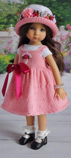 Dianna Effner's doll