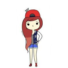 1000 Images About Chibis Polyvore On Pinterest Scribble Chibi Girl And Cartoon Icons