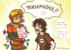 Solangelo! I laughed so hard at this