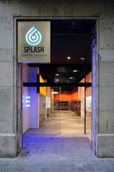 Not Your Average Laundromat At Barcelona S Splash Laundry