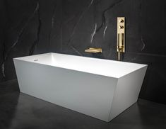 #Freestanding #bathtub #Mirage. Designed by #EugeniQuitllet. Freestanding Bathtub, Toilet Design, Interior Decorating, Interior Design, Bathroom Inspiration, Home Accents, Interior Architecture, Bathrooms, Room Decor
