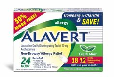 Alavert Fresh Mint 18 Count Pack Of 2 * Details can be found by clicking on the image.