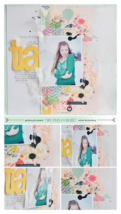 tia - iheartblog - i love her use of gelatos on the layout
