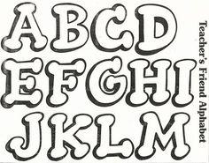Moldes Letras Para Carteles Feliz Cumpleanos Graffiti Wallpaper More - Alphabet A, Alphabet Templates, Hand Lettering Alphabet, Alphabet Stencils, Doodle Lettering, Graffiti Alphabet, Creative Lettering, Script Lettering, Graffiti Lettering