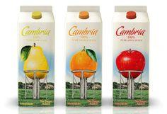 Fresh Ideas in Branding For Fruit Juice Packaging - nenuno creative Juice Packaging, Beverage Packaging, Apple Juice, Fruit Juice, Vodka, Sugarcane Juice, Juicer Machine, Juice Extractor, Packaging Design Inspiration