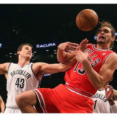 » NBA playoff odds: Brooklyn Nets at Chicago Bulls, Game 3