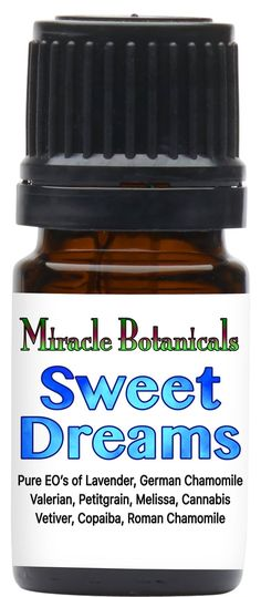 Hey, I found this really awesome Etsy listing at https://www.etsy.com/listing/455667040/miracle-botanicals-sweet-dreams