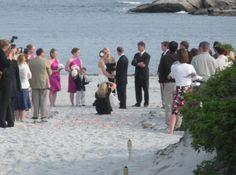 Clambake - Surf & Turf - BBQ - beach wedding