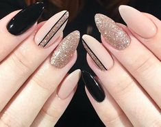 Are you curious about the nail shape that best suits your hand? Then this article is just for you. You can find most suitable nail shape for your hand . Matte Almond Nails, Matte Nail Polish, Acrylic Nails, Storing Nail Polish, Nail Polish Bottles, Oval Nails, Hand Type, French Nails, Nail Trends