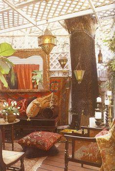 patio by martyn lawrence-bullard