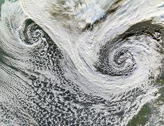 spirals, spirals everywhere
