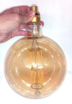 Bombilla LED Vintage Gigante