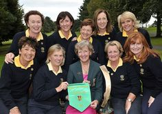 Marjorie McCorduck (President, Irish Ladies Golf Union) presenting Denise Kevany (Lady Captain, Dun Laoghaire Golf Club) with the Private Home Care Challenge Cup at the ILGU All Ireland Inter Club Championships at Courtown Golf Club Saturday(29/09/20 Specializing in Start-Up of Personal Care Homes, Adult Day Programs, Non-Medical Personal Care & Medicaid Waiver Programs. - http://www.nbhsllc.com
