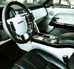2013 Range Rover Interior http://www.landroverpalmbeach.com/