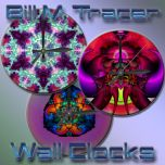 "Zazzle store Icon for the ""Wall Clocks"" Category at Bill M. Tracer Studio: http://www.zazzle.com/billmtracer/gifts?cg=196458083918863880"