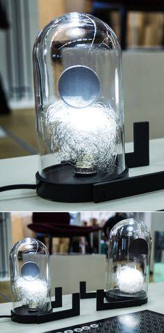 """Светильник """"Ленивец"""", Лепилина Елена, Интерны дизайна. #BasicDecor #industrialdesign #objectdesign #промышленныйдизайн #russiandesign #lightingdesign #дизайнерскийсвет #интерьерныйсвет #светильники #светодизайн"""