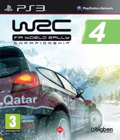 WRC 4 World Rally Championship PS3 UK >>> See this great product. Note:It is Affiliate Link to Amazon.