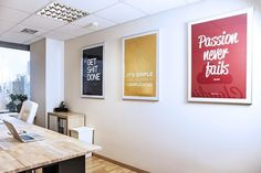 Cloudie Co. Media Agency's Bright Athens Office