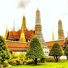 พระบรมมหาราชวัง (The Grand Palace) in พระนคร, กรุงเทพมหานคร