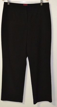 Women's 212 Collection dress career Pants Size 12 Short Classic Fit  #212Collection #DressPants