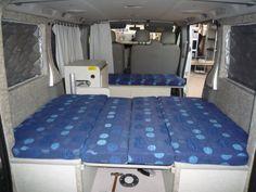 Helix Camper: allestimento camper puri - Scalenghe (TO)