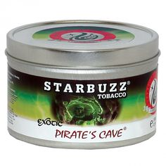 Starbuzz Pirate's Cave - it tastes like Sprite! Good with something like wine or mint in the base.
