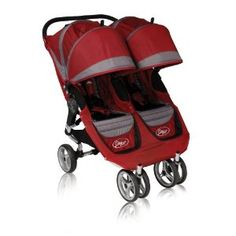 The baby jogger city mini double is one of the best double strollers out there for side by side. It is light-weight, the folding mechanism on this baby is amazing.  Just give it a tug on the handles and it automatically collapses. My 3 year old and 1 year old fit in it well.  It has great maneuverability.  I wish it had air tires but I think it would affect the weight.  I bring this sucker everywhere when it's just me and can easily manage folding and unfolding it and loading it into my...