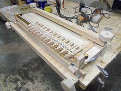 Dovetail Machine (The Stumpy Machine)