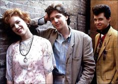 Pretty in Pink or any John Hughes movie..watched over & over.