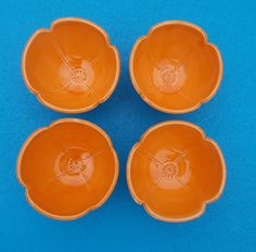 California Poppy Ring Bowl by CindySearles on Etsy