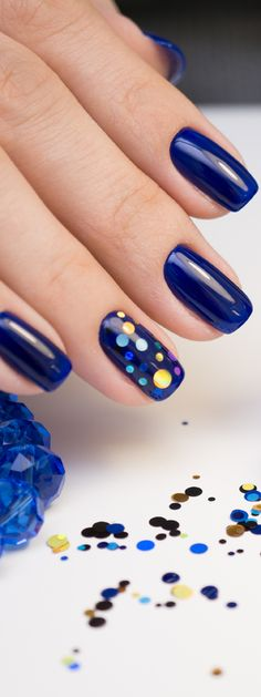 TOP 50 The Most Brilliant Nails In The World! - Page 48 of 50 - UseYourFashion.com