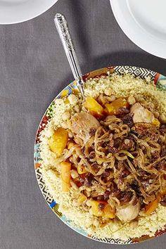 Couscous met kip en groenten | Colruyt