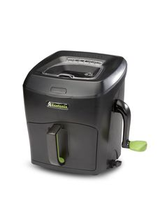 Green Cycler Food Scrap Shredder, Pre-Composter | Gardener's Supply  --- interesting/good idea. Perhaps I could come up with a less expensive means of doing this?