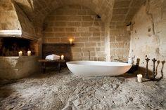 albergo diffuso le grotte della civita Italy - Basiicata