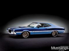 1972 Ford Gran Torino - Modified Mustangs & Fords Magazine - View All Page