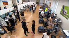Apple Watch health & fitness testing lab revealed in ABC News interview (Video)