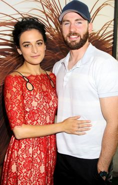 "The movie that brought Chris <i>Captain America</i> Evans and comedienne Jenny Slate together in spring 2016, <i>Gifted</i>, had not even hit theaters by the time they <a rel=""nofollow"" href=""https://www.yahoo.com/celebrity/chris-evans-jenny-slate-break-200200761.html"">decided to end their romance</a>. The breakup was reportedly amicable, most likely because Evans and Slate were friends for a while before they began dating. Still, we'll always remember that time she said on the red carpet…"