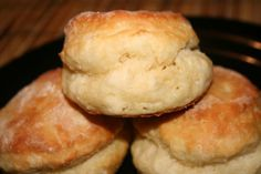 Angel Biscuits - OAMC - Drop or Roll Out Texas Angel Biscuits. Quicker version of Angel Biscuits. Quicker version of Angel Biscuits. Angel Biscuits, Flaky Biscuits, Homemade Biscuits, Cream Biscuits, Drop Biscuits, Buttermilk Biscuits, How To Make Biscuits, Pumpkin Spice Cupcakes, Bread Rolls