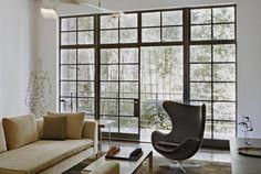 CULTIVER: Steel frame windows