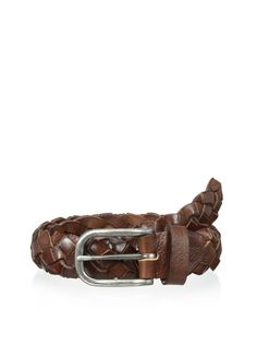 Bolliver Men's Braided Leather Belt at MYHABIT