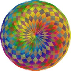 артисты на оптические иллюзии на тамблере гиф