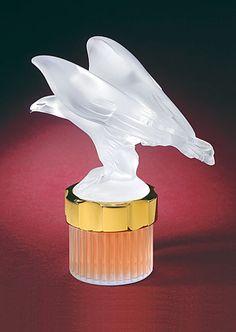 Lalique Perfume Pour Homme 100ml EDP Equus 2003 Crystal LTD Edición Águila