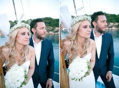 #destinationwedding #greece #spetses #island #whiteframe