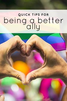 The road to successful ally-dom is fraught with well-intentioned missteps, and this is far from a one-list-fits-all situation—but it's a start. Here's what more allies should understand about, well, being an ally. Straight Ally, Lgbt Ally, Good Listener, Lgbt Community, Love Mom, Social Justice, Equality, Einstein, Leadership
